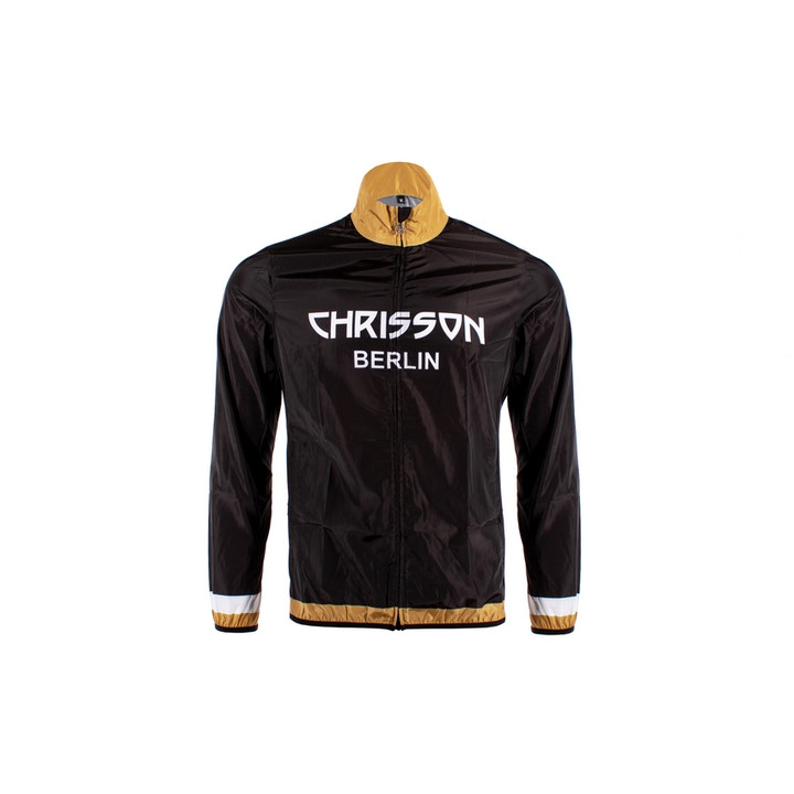 Fahrradjacke Windstopper Herren CHRISSON WINDBREAKER
